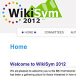8th International Symposium on Wikis and Open Collaboration